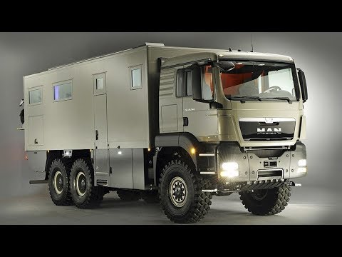 Action Mobil Global XRS 7200 6x6 Expedition Vehicle