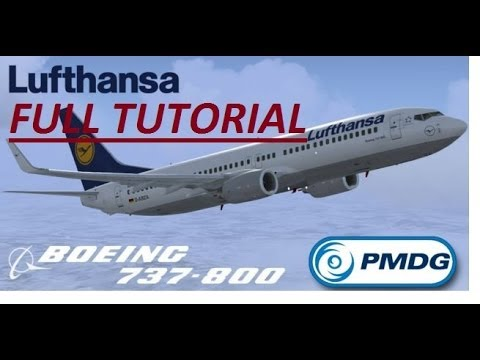 How To Install PMDG 737 NGX Liveries