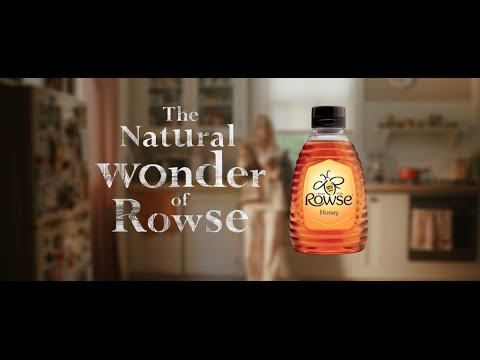 The Natural Wonder of Rowse Honey | Rowse TV Advert 2015