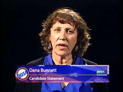Mountain View Los Altos High School Board Candidate Statements - Dana Bunnett