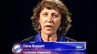 Mountain View Los Altos High School Board Candidate Statements - Dana Bunnett