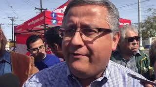 Gustavo Sánchez, alcalde de Mexicali
