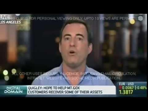 William Quigley CNBC Bitcoin