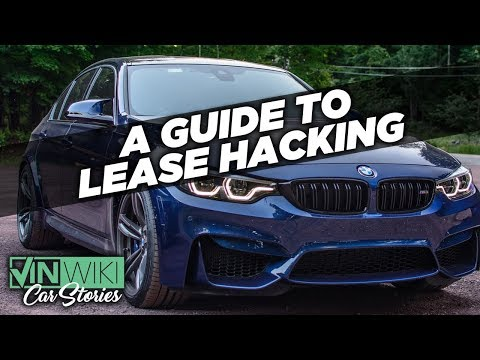 How does luxury car lease hacking work?