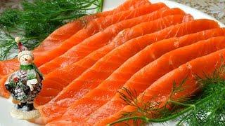 Как солить семгу. Как солить красную рыбу в домашних условиях. Малосольная семга. Мамины рецепты