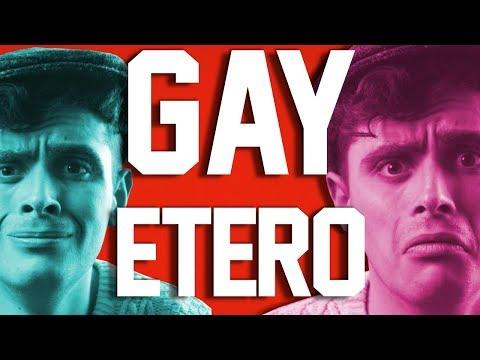 GAY vs ETERO - In un universo parallelo 🌈