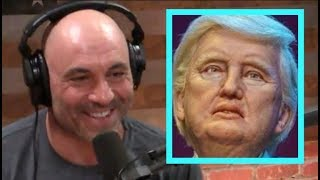 Joe Rogan Reacts to Disney's Animatronic Trump