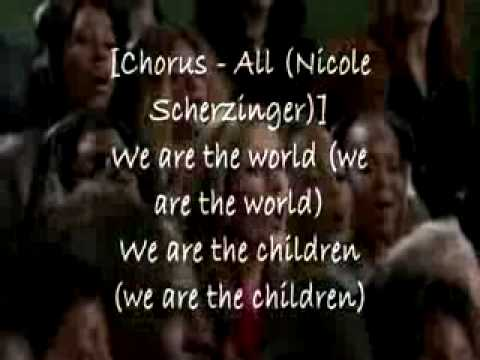 We Are the World 25 for Haiti (karaoke 5 instrumental) 2010
