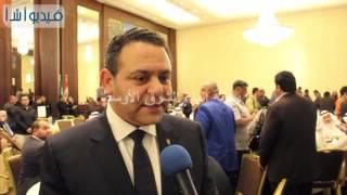 """بالفيديو رئيس جمعية شباب رجال الأعمال"""" نتواصل مع الجاني السعودي لتحديد أي مشاريع نستطيع تنفيذها"""""""