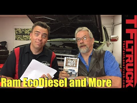 Ask MrTruck: Update on 2017 Ram EcoDiesel? Your Truck Questions Answered!