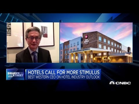 Best Western CEO On The Hotel Industry Outlook And Why They're Asking For More Stimulus