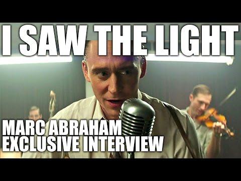 I Saw The Light (2016) director Marc Abraham - exclusive interview