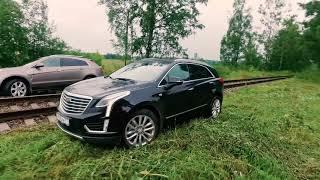 Анонс! Сравнение Cadillac XT5 и Cadillac SRX. Совсем скоро 3 новых ролика про кроссовер от GM!!!