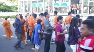 Pindapata Gema Waisak 2561/2017 - Kota Tua Jakarta