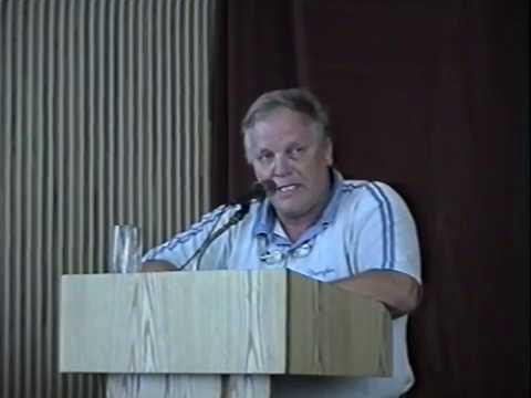 Выступление Б.Е. Золотова в администрации города Новороссийска