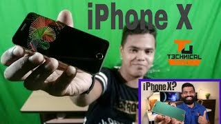 ft. Technical Guruji बले BABY iPhone... iPhone 8? iPhone x? Unboxing and Review!