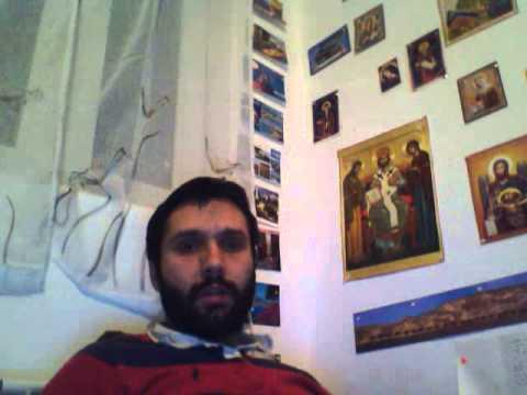 Viata sfintei Apolinria ce s-a nevoit in chip barbatesc 2, fratele Gabriel