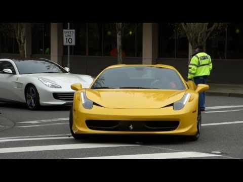Cars and Coffee @RTC (America's only Laferrari Aperta, Liberty Walk GTR, Porsche RWB, etc)