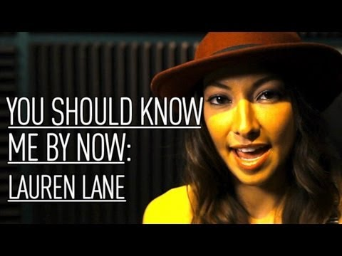 You Should Know Me By Now with: Lauren Lane