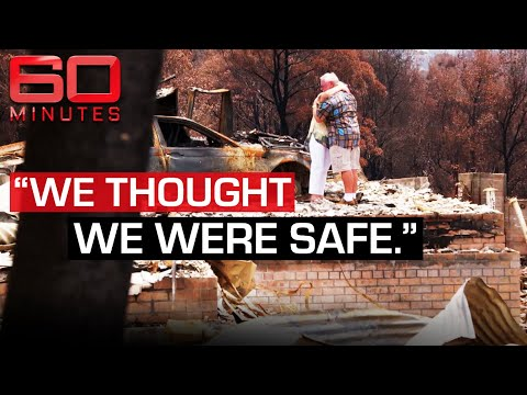 A Town Devastated By Flames: Lake Conjola | 60 Minutes Australia