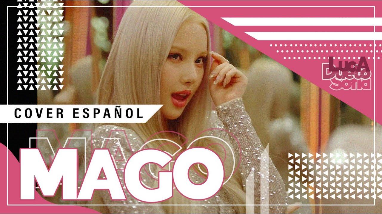 """""""MAGO"""" GFRIEND • Cover Español •【LucA &  @Sofia Parentes  】💕"""