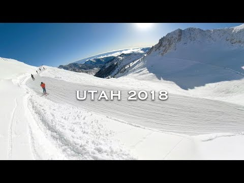 Utah - Snowbird, Alta | January 2018