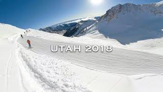 Ski Utah - Utah - Snowbird, Alta | January 2018