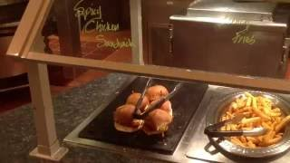 Video The French Market Buffet at The Orleans Hotel & Casino in Las Vegas download MP3, 3GP, MP4, WEBM, AVI, FLV Februari 2018