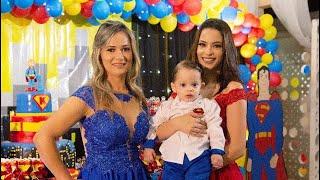 Baixar VLOG- SUPER FESTA DE 1 ANO DO KAUÃ - canal grávida aos 15 🎉❤️