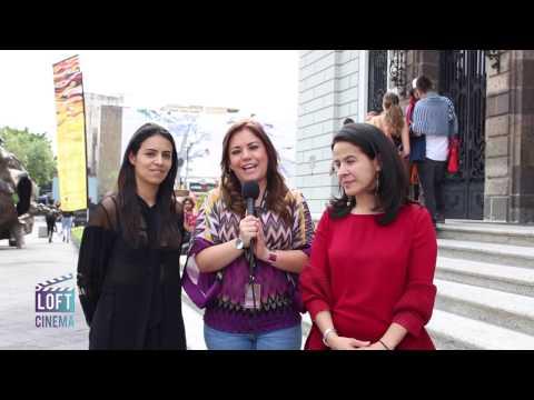 Entrevista con Arcelia Ramírez y Olga Segura por la cinta: Verónica  LOFT CINEMA