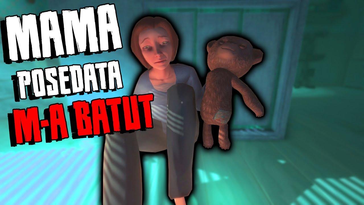 Mama POSEDATA m-a BATUT