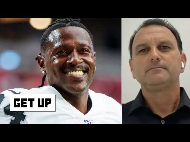 Antonio Brown's agent Drew Rosenhaus expects AB to play Week 1 for the Raiders | Get Up