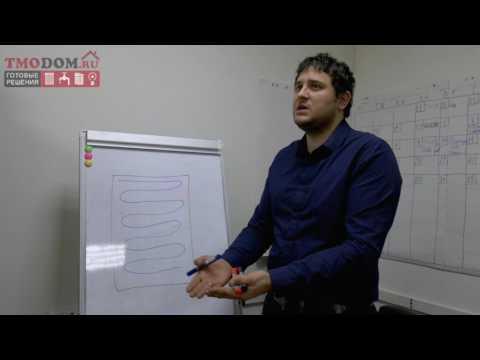 Как сделать систему отопления для промышленных помещений