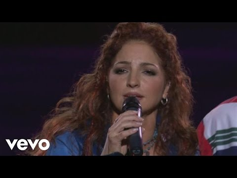 Gloria Estefan - Words Get in the Way (from Live and Unwrapped)