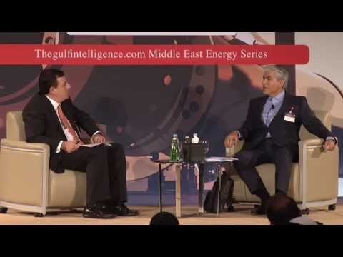 The Gulf Intelligence Energy Markets Forum - Sept. 2014