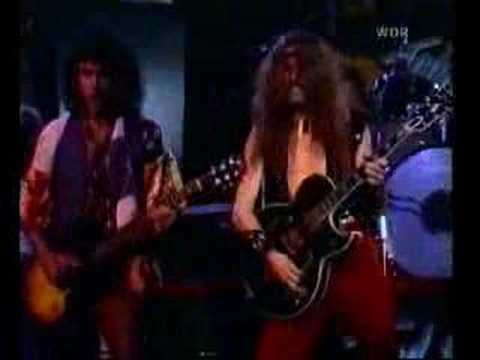 Stranglehold-Ted Nugent live 1976