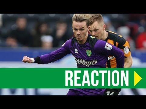 Hull City 4-3 Norwich City: James Maddison Reaction