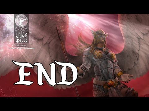 Saga Of The Nine Worlds 3: The Hunt CE - END Let's Play