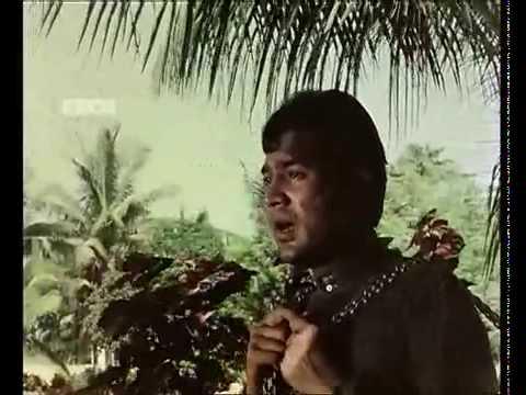 Nafrat Ki Duniya Ko Chhod Ke - Hathi mere Sathi with Lyrics
