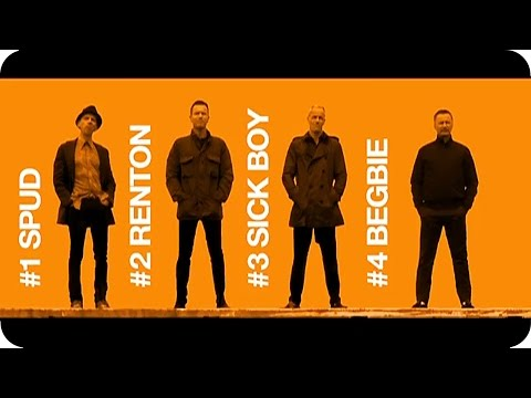 Trailer do filme Trainspotting 2