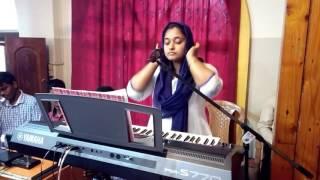 Ummai aarathipen azhage | Tamil Christian  song by Sis. Christy thomson