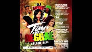DJ War - Turn Up The Reggae Vol 9 FT. Nikesha Lindo, Tony Gold, Nadine Sutherland, Serenity,