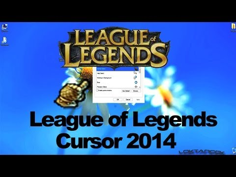 [Full-Download] Lol-how-to-change-health-bar-color-and-cursor-color-
