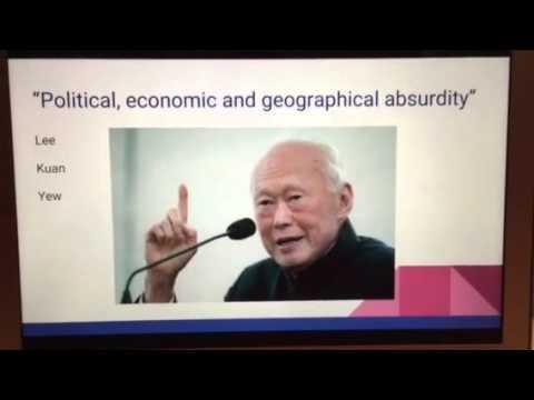 Singapore History of Economics and GDP