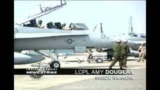 News Strike - VMFA-533 Heads Back to MCAS Beaufort