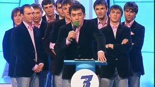 КВН 2007 Высшая лига первая 1/4 - Биатлон