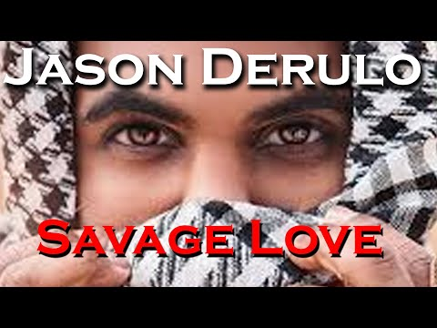 Jason Derulo - Savage Love InstrumentalKaraoke w