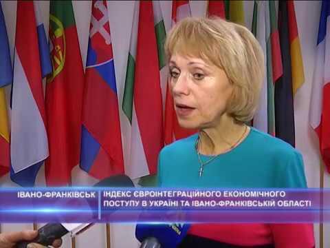 Індекс Євроінтеграційного економічного поступу України