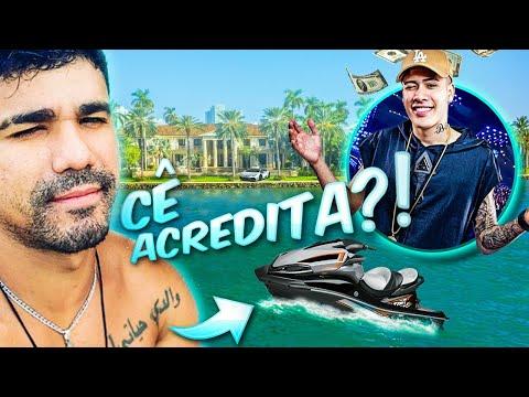 ROLE ALEATORIO COM KEVINHO E GALERA DO GTA  Vlog 177