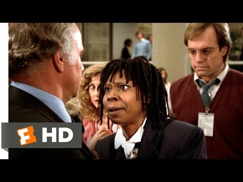 Jumpin' Jack Flash (4/5) Movie CLIP - Chocolate Whizway (1986) HD